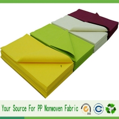 polypropylen disposable table cloth